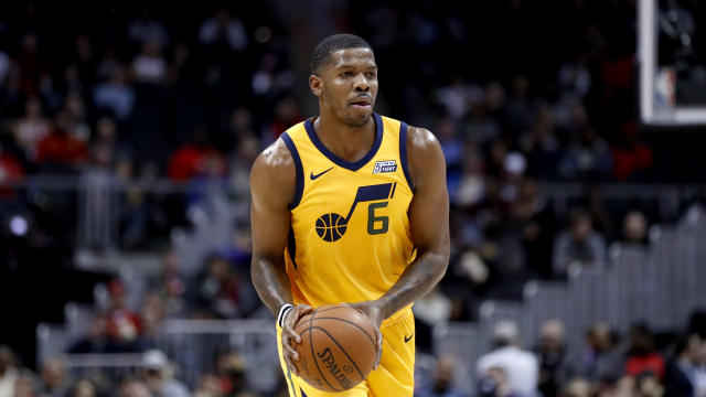 Joe Johnson could be bringing his isolation scoring talents to yet another city very soon. (AP)