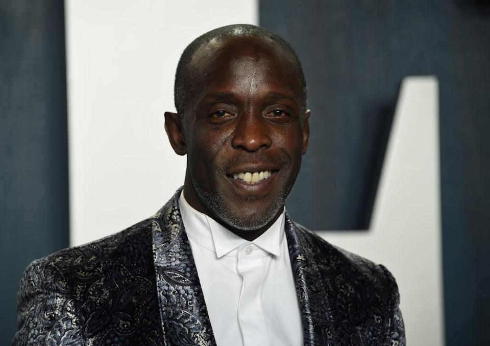 The Wire actor Michael K Williams has been found dead aged 54 at his home in Brooklyn, police sources told the PA news agency (Evan Agostini/Invision/AP, File) (AP)