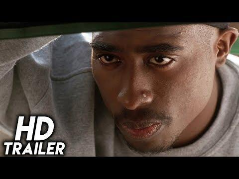 """<p>Janet Jackson and the late Tupac Shakur star in this romantic drama, based on a relationship the rapper had in Harlem. The two play a couple who've both suffered from tragic loss: He's taking care of his young daughter whose mother has substance abuse issues, while she's grieving the murder of her boyfriend. Along with some friends, they make the trek to Oakland, CA and fall in love along the way. </p><p><a class=""""link rapid-noclick-resp"""" href=""""https://www.amazon.com/Poetic-Justice-Janet-Jackson/dp/B000SP3DGK?tag=syn-yahoo-20&ascsubtag=%5Bartid%7C10049.g.36123818%5Bsrc%7Cyahoo-us"""" rel=""""nofollow noopener"""" target=""""_blank"""" data-ylk=""""slk:WATCH NOW"""">WATCH NOW</a></p><p><a href=""""https://www.youtube.com/watch?v=UVN8VjmuIEk"""" rel=""""nofollow noopener"""" target=""""_blank"""" data-ylk=""""slk:See the original post on Youtube"""" class=""""link rapid-noclick-resp"""">See the original post on Youtube</a></p>"""