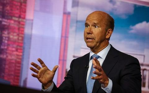 Representative John Delaney, a Democrat from Maryland, was the first to throw his hat in the ring - Credit: Bloomberg