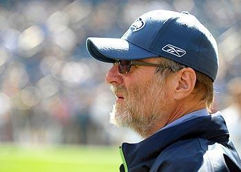 Allen also owns the NFL's Seattle Seahawks as part of his portfolio