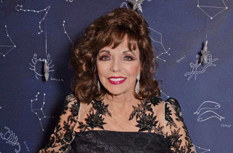 Dame Joan Collins (Getty)