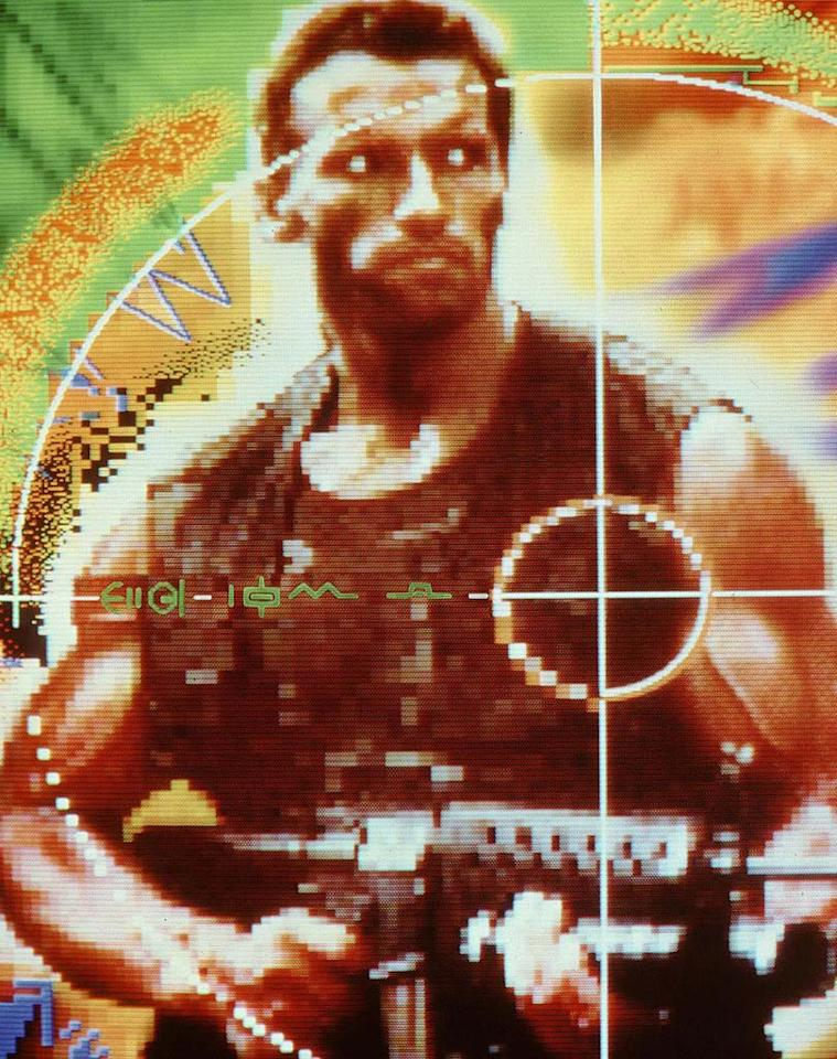 """19. <a href=""""http://movies.yahoo.com/movie/1800107656/info"""">PREDATOR</a>    Roger Ebert said that this movie, """"begins like <a href=""""http://movies.yahoo.com/movie/1808733101/info"""">Rambo</a> and ends like <a href=""""http://movies.yahoo.com/movie/1800020133/info"""">Alien</a>, and in today's Hollywood, that's creativity."""" Apparently, it must still be popular judging by how many of its stars became politicians."""