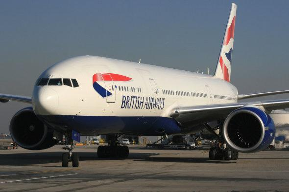 British Airways plane forced to change course in Gibraltar by Spanish military jet