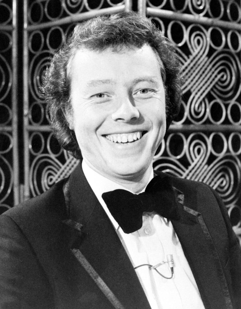 Peter Skellern pictured in 1982 (PA)