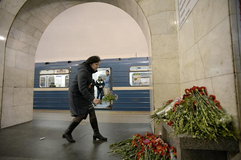 The alleged plot to attack Moscow's public transport system was uncovered just seven weeks after a suicide attack on the Saint Petersburg metro that killed 15 people