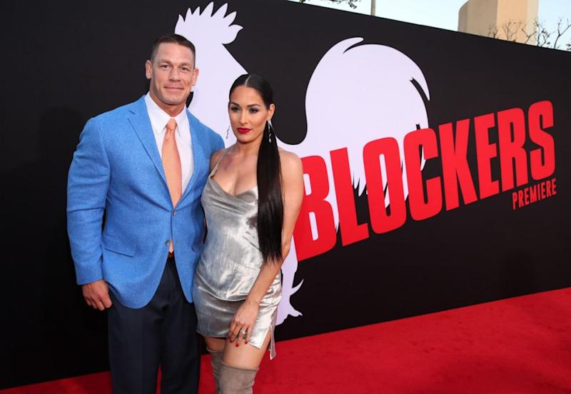 John Cena and Nikki Bella have called it quits after six years together. They have asked for privacy at this time. Source: Getty