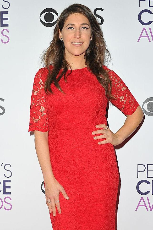 Mayim Bialik (Photo: Getty Images)