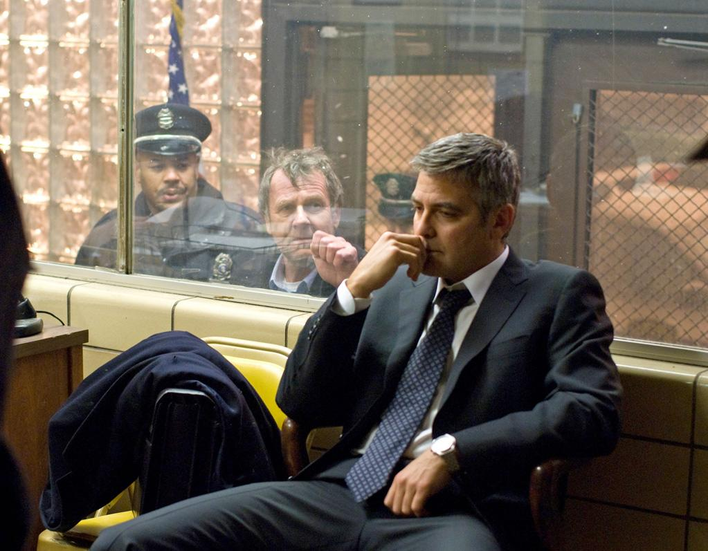 "<a href=""http://movies.yahoo.com/movie/1809423158/info"">Michael Clayton</a> (2007): Clooney gives a smart, subtly powerful performance in the title role as a ""fixer"" at a prestigious New York law firm. He's a man who's been around a long time and seen it all. He carries the cumulative weight of a lifetime of disappointments in his eyes, his voice, the way his shoulders hunch. And yet, Michael still responds proficiently and professionally to whatever challenge is thrust upon him. All the best of what Clooney can do is on display here: the dazzling charisma as well as the vulnerability. Writer-director Tony Gilroy gives Clooney an opportunity to do some of the best work of his career in a part that's meaty but rarely flashy."