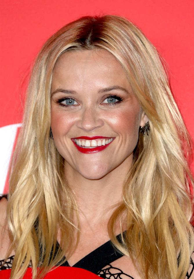 <p>If you're not ready for a shorter cut, take a cue from Reese Witherspoon's effortless shoulder-length waves.</p>
