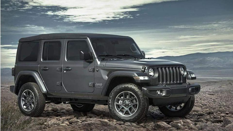 2021 Jeep Wrangler to debut in India on March 15