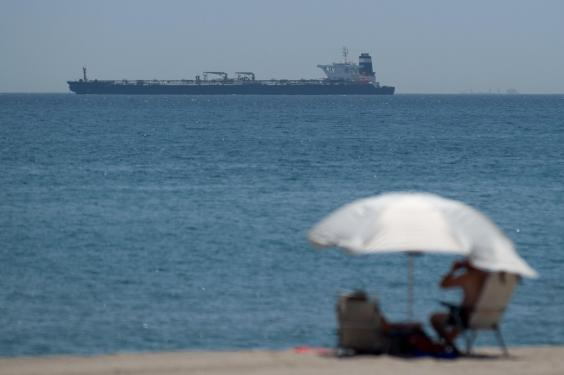 Tensions continue to escalate between Iran and Britain in a war of words and waterways (AFP/Getty Images)