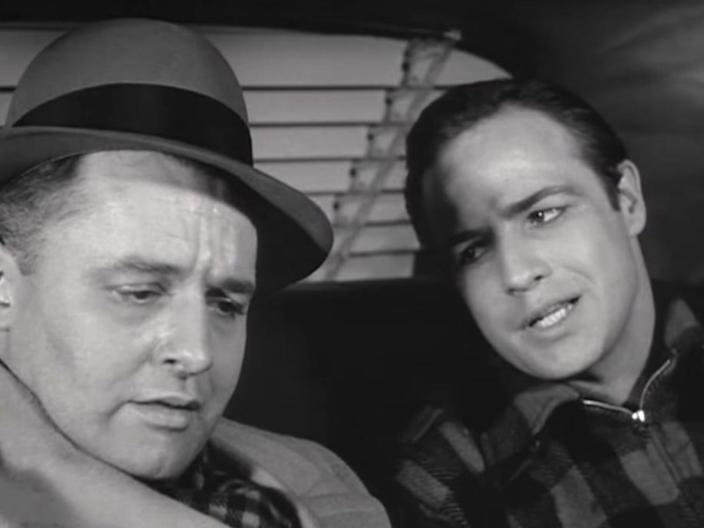 On The Waterfront 1954 best picture movie
