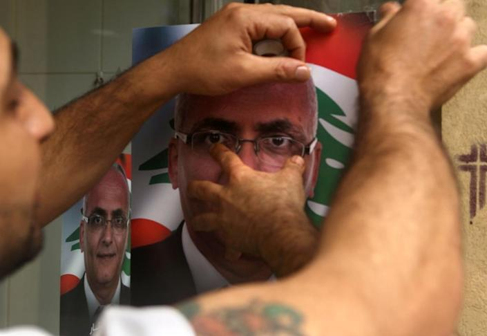 Beirut Madinati has been infectious, but has to face off against other electoral lists, chiefly seasoned politicians who have formed a super-list of candidates (AFP Photo/Patrick Baz)