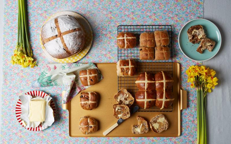 Hot cross buns are more widely associated with Easter than Jesus - Capture One 9 Macintosh