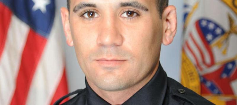 Officer Billa had a wife and a child: Mobile Police Department