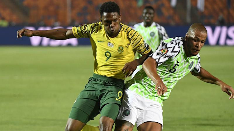 Afcon 2019: Baxter defends misfiring Mothiba after dreadful Nigeria outing