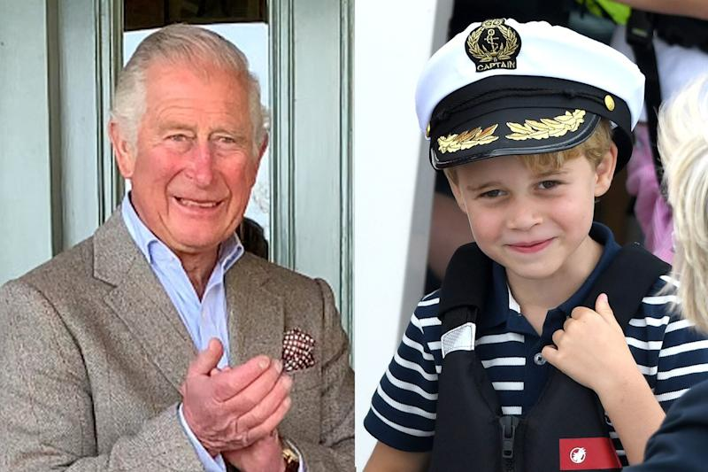 Prince Charles Drops a Major Hint About Prince George's Upcoming 7th Birthday Present!
