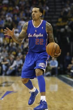 Matt Barnes spent last season with the Clippers and is now with the Grizzlies. (Getty Images)