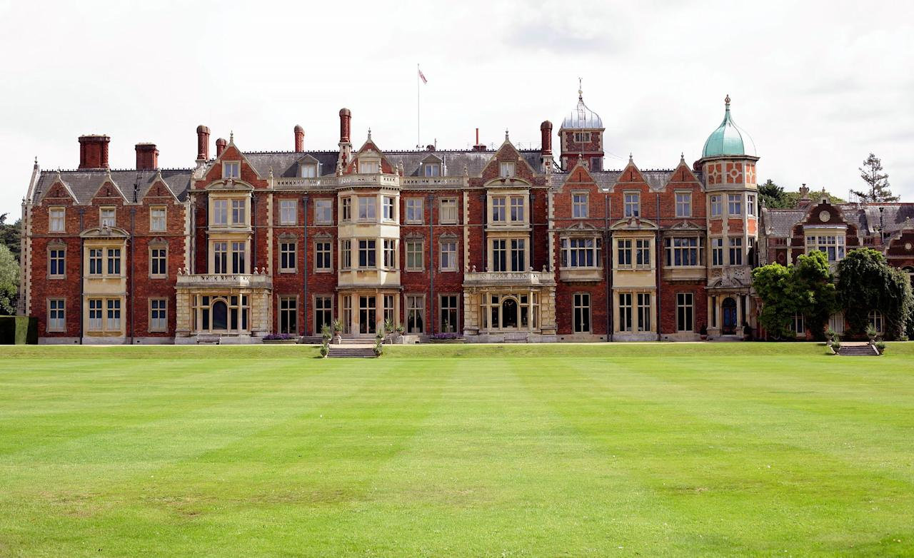 "<a href=""https://people.com/tag/queen-elizabeth/"">Queen Elizabeth</a> has called key members of the royal family to Sandringham House, in Norfolk – her country home and estate about 110 miles north of London — to discuss <a href=""https://people.com/tag/meghan-markle/"">Meghan Markle</a> and <a href=""https://people.com/tag/prince-harry/"">Prince Harry</a>'s shocking announcement that they intend to <a href=""https://people.com/royals/prince-harry-and-meghan-markle-announce-shocking-move-to-step-back-as-senior-members-of-royal-family/"">step back from royal life</a>."