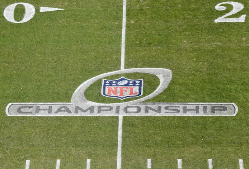 One Tennessee Titans fan is in jail after his reaction to the team's AFC Championship loss. (Peter Aiken/Getty Images)