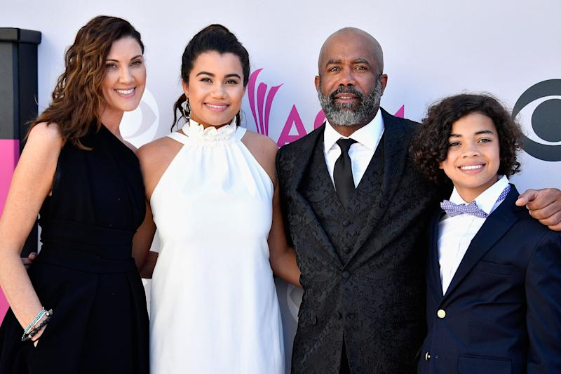 Darius Rucker and Wife Beth Split After 20 Years: 'Our Priority Will Always Be Our Beautiful Family'