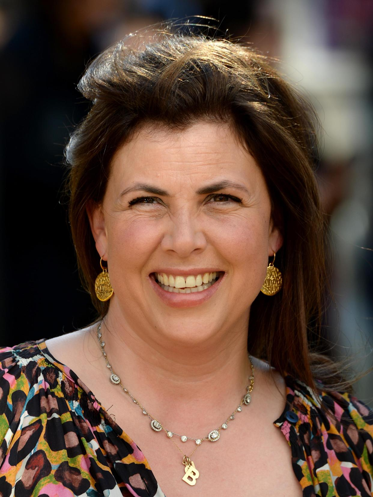 Kirstie Allsopp attending the Minions UK Film Premiere held at the Odeon cinema Leicester Square, London  (Mandatory Credit: DOUG PETERS/ EMPICS Entertainment)