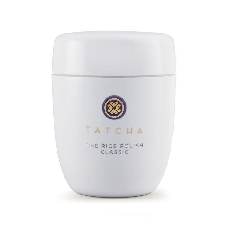 """<p><strong>Tatcha</strong></p><p>tatcha.com</p><p><strong>$52.00</strong></p><p><a href=""""https://go.redirectingat.com?id=74968X1596630&url=https%3A%2F%2Fwww.tatcha.com%2Fproduct%2Fclassic-rice-polish-foaming-enzyme-powder%2FCD01310T.html&sref=https%3A%2F%2Fwww.harpersbazaar.com%2Fbeauty%2Fskin-care%2Fg37611110%2Ftatcha-friends-family-sale%2F"""" rel=""""nofollow noopener"""" target=""""_blank"""" data-ylk=""""slk:Shop Now"""" class=""""link rapid-noclick-resp"""">Shop Now</a></p><p>We recently named this best-selling (and nonabrasive) exfoliator a 2021 <a href=""""https://www.harpersbazaar.com/beauty/a37375162/iconic-beauty-products/"""" rel=""""nofollow noopener"""" target=""""_blank"""" data-ylk=""""slk:beauty icon"""" class=""""link rapid-noclick-resp"""">beauty icon</a>. It uses ingredients like rice bran and papaya enzymes to slough off dead skin cells and reveal a smoother, more even complexion. No wonder Duchess Meghan is (allegedly) a huge fan.</p>"""