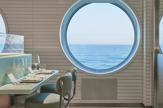 There are more than 20 dining options on the ship (Virgin Voyages)