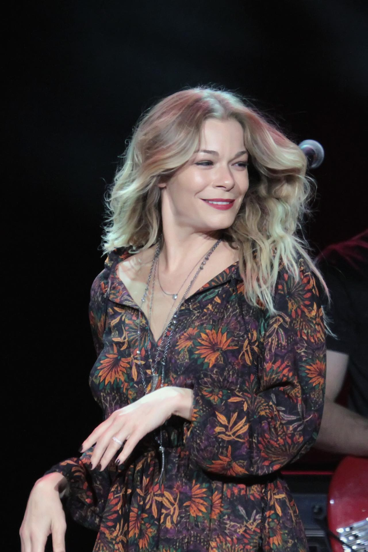 See It First: LeAnn Rimes Debuts Heartwarming New Video Celebrating ...
