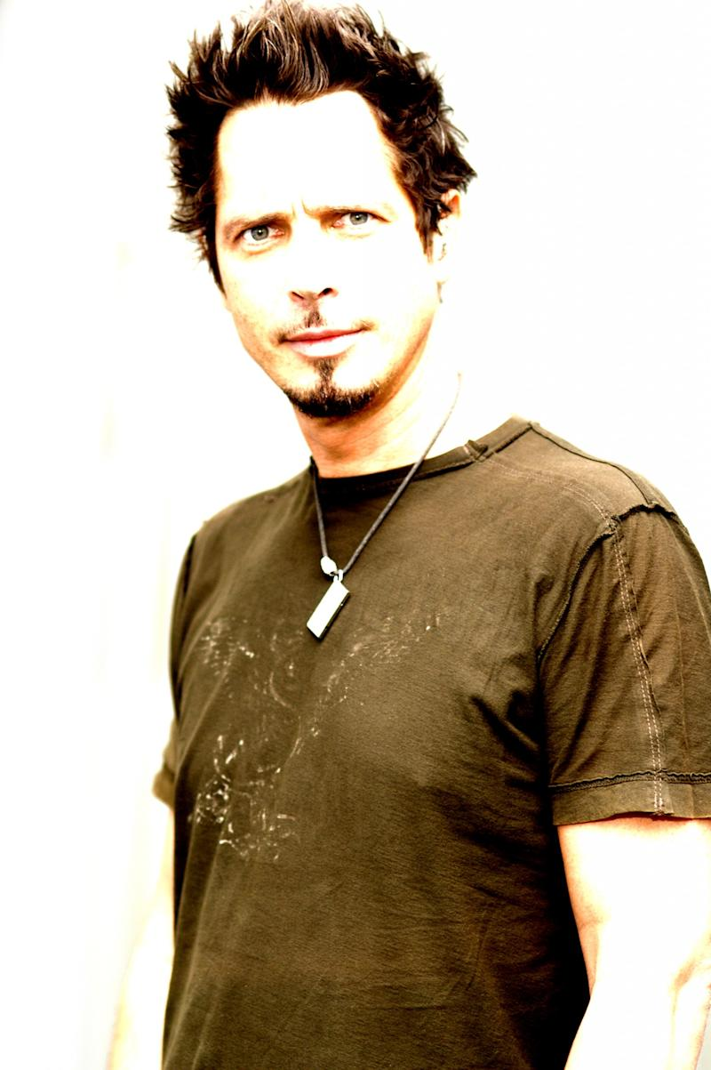 Chris Cornell at Yahoo in 2007