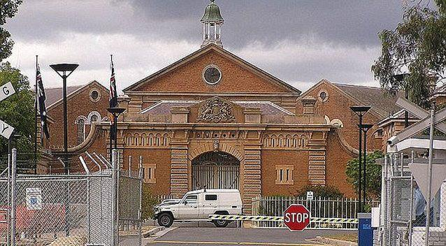The main gate to Goulburn Correctional Centre where Milat and Travers are in prison. Source: Supplied.