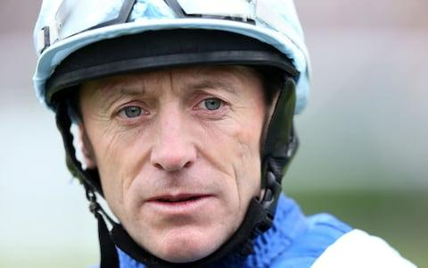Kieren Fallon retired from the saddle in 2016 - Credit:  PA