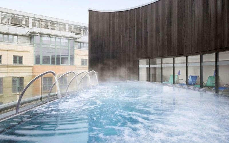Top 10 The Best Edinburgh Hotels With Pools