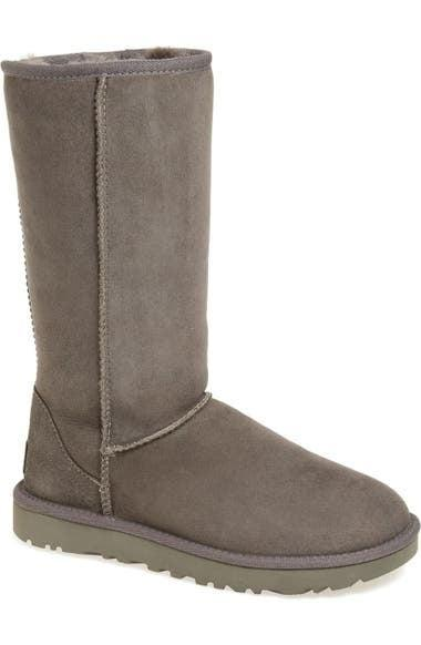 <p><span>UGGClassic II Genuine Shearling Lined Tall Boot</span> ($200)</p>