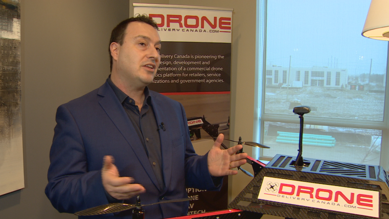Drone delivery service one step closer to reality in northern Ontario community
