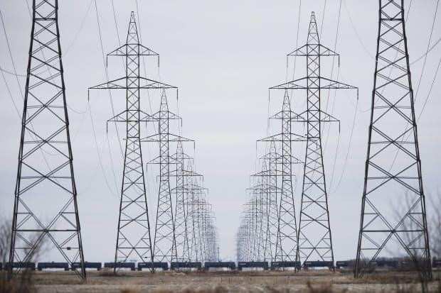 Officials from Ottawa, the Atlantic provinces and Quebec have been talking about an interconnected grid for renewable energy since 2019. No detailed plans have been released. (John Woods/The Canadian Press - image credit)