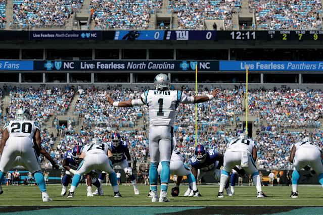 As Tepper's Panthers Weigh Moving HQ, Charlotte Mayor Shrugs