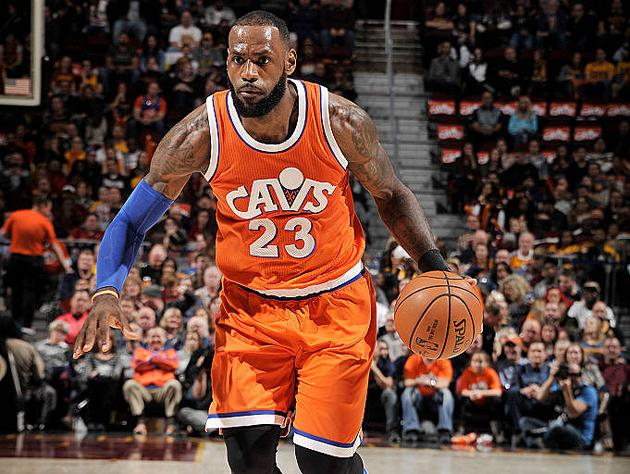 77cf4020880 LeBron James moves to ninth place on NBA s all-time scoring list ...