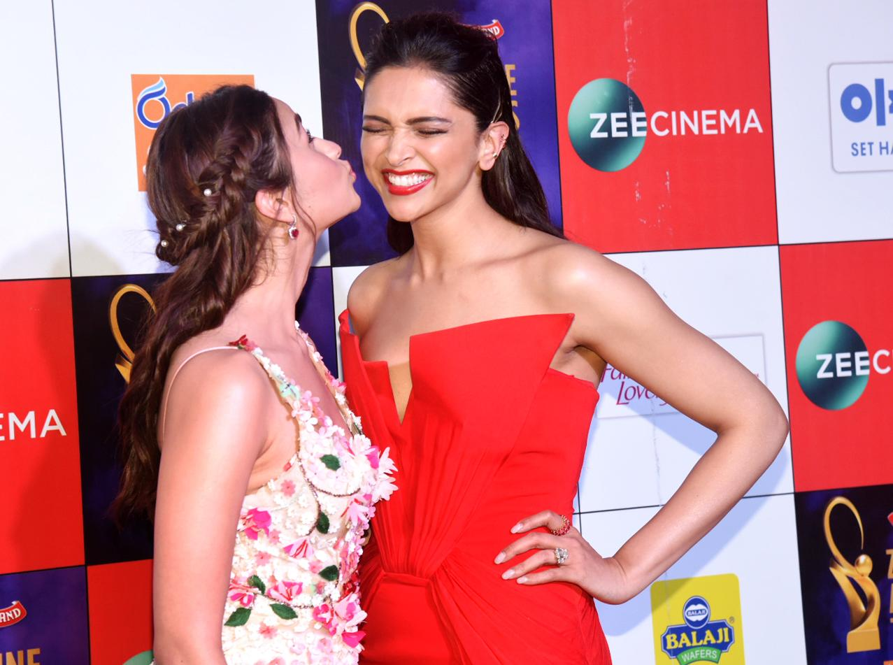 <p>Zee Cine Awards 2019 </p>