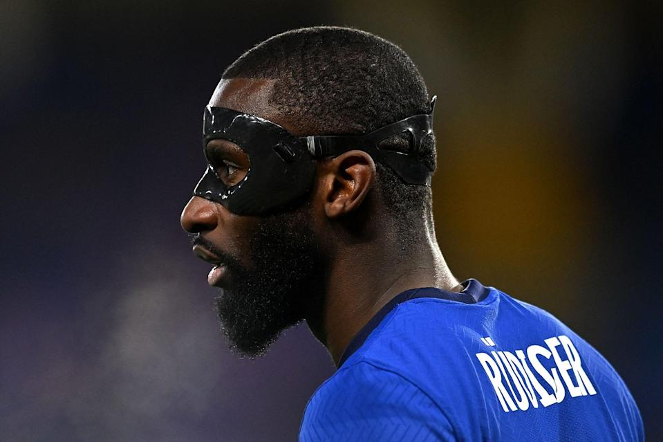 <p>Antonio Rudiger has played a crucial role for Chelsea under Thomas Tuchel</p> (AFP via Getty Images)