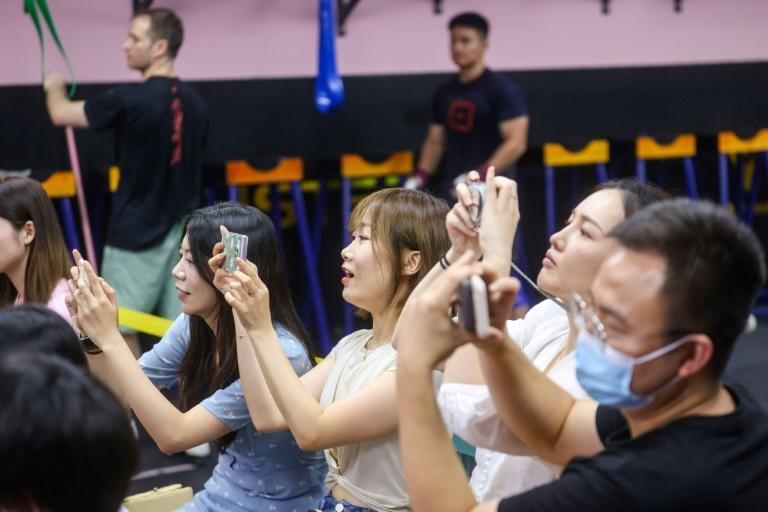 Many at Venus Weightlifting hope China's Olympic glory will make people more open to the sport