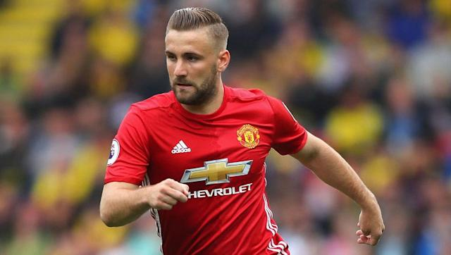 <p>We had a choice here between Gaël Clichy, Aleksandar Kolarov and Luke Shaw. None of them being really world class left-backs, none of them being crucial 1st team players as well, so the decision rest on the lesser of three evils.</p> <br><p>And that happens to be Luke Shaw. </p>