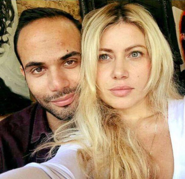 Papadopoulos' Fiancee: Trump Lied about Ex-Aides 'Low-Level' Role in Campaign