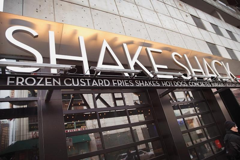 Shake Shack reported a net loss in its first earnings report since its IPO.