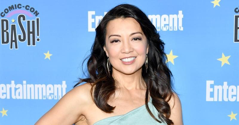 Ming-Na Wen's new Star Wars The Mandalorian character revealed