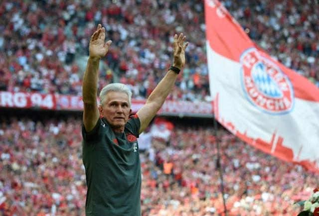 Thanks for the memories: Bayern Munich coach Jupp Heynckes ready to end his fourth spell in charge