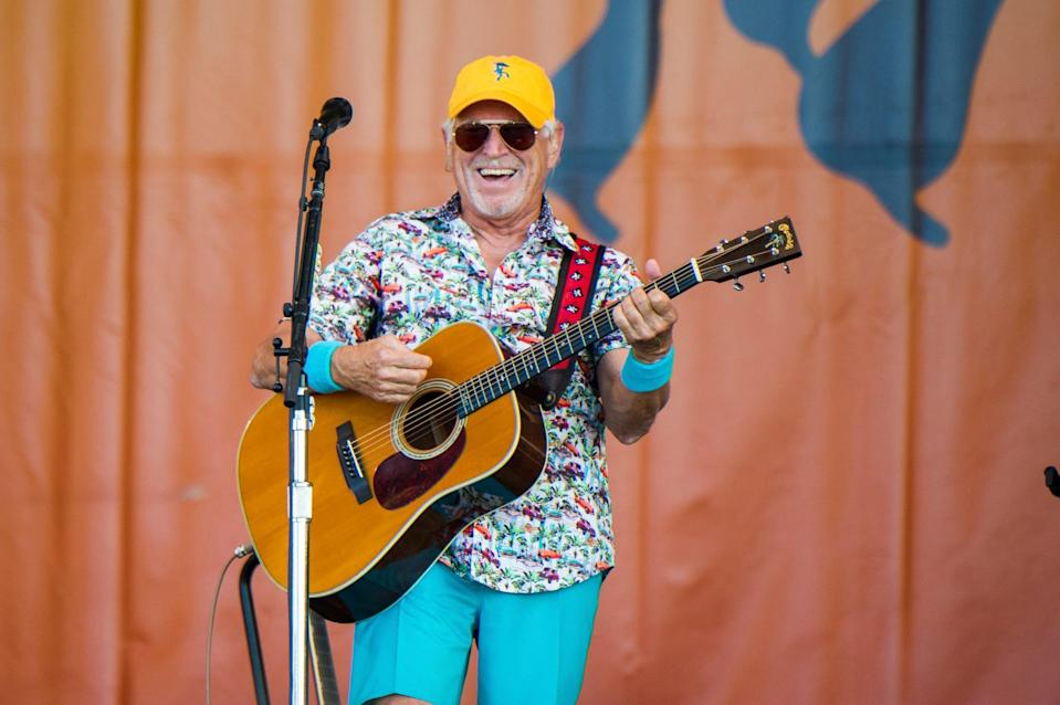 Jimmy Buffett is making his debut at the Grand Ole Opry this month.