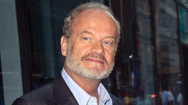 Why Kelsey Grammer Walked Out on Piers Morgan Interview