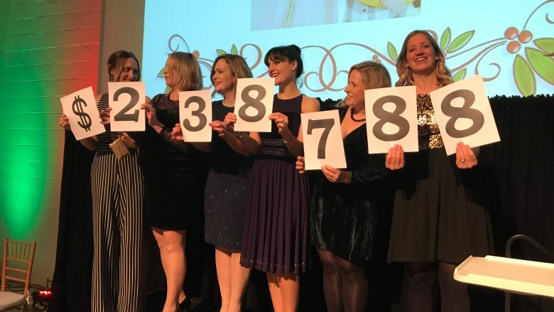 Yuletide auction raises $238K for Queen Elizabeth Hospital